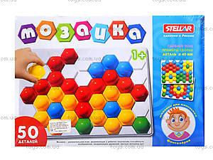 Мозаика для детей 50 деталей, 010117, цена