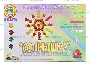 Мозаика для детей, 80 деталей, MG-049-1, купить