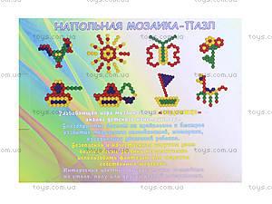 Мозаика для детей, 80 деталей, MG-049-1, фото