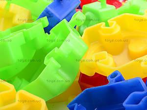 Мозаика для детей, 80 деталей, MG-049-1, игрушки
