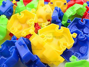 Мозаика для детей, 80 деталей, MG-049-1, магазин игрушек