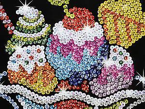 Мозаика с блестками «Мороженое», 1305-KSG, купить