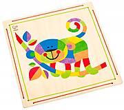 Мозаика цветным песком «Обезьяна», E5115, купить