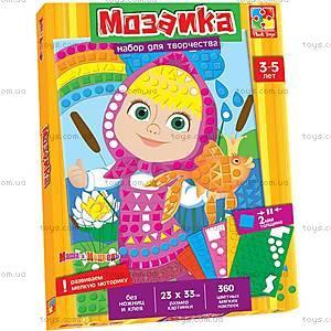 Мозаика детская «Маша», VT4207-01..04, набор