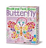 Мозаика для детей «Бабочка», 00-04615, фото