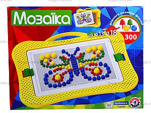 Игровая мозаика для малышей, 2100, игрушки