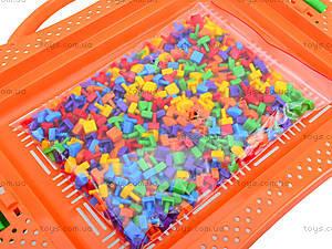 Игровая мозаика, для малышей, 3008, фото