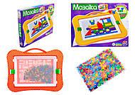 Игровая мозаика, для малышей, 3008