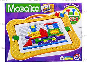 Игровая мозаика, для малышей, 3008, отзывы