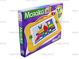 Игровая мозаика, для малышей, 3008, цена