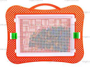 Игровая мозаика, для малышей, 3008, игрушки