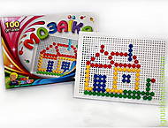 Мозаика для малышей, 100 элементов, МГ 144, купить