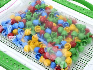Мозаика для малышей 4 цвета, 3374, фото
