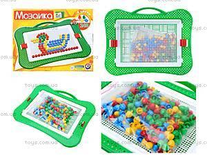 Мозаика для малышей 4 цвета, 3374