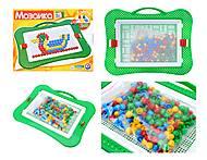 Мозаика для малышей 4 цвета, 3374, отзывы