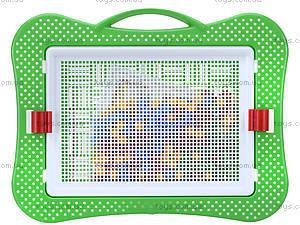 Мозаика для малышей 4 цвета, 3374, игрушки
