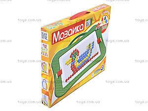 Мозаика для малышей 4 цвета, 3374, детские игрушки