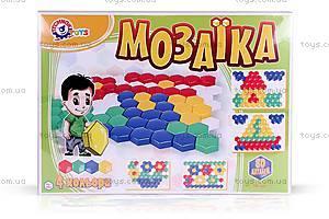 Мозаика для малышей, 80 элементов, 2063, детские игрушки