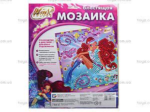 Набор для творчества картина-мозаика Винкс «Лаура», 5552, купить