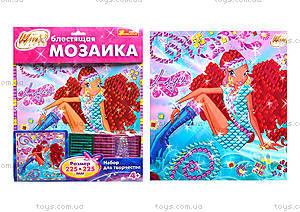Набор для творчества картина-мозаика Винкс «Лаура», 5552