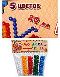 Интересная игрушка мозаика - пазл, 1-142, фото