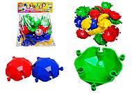 Игровой набор «Мозаика-пазлы», 60 деталей, 461в.4
