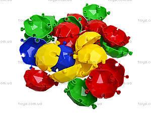 Игровой набор «Мозаика-пазлы», 60 деталей, 461в.4, игрушки