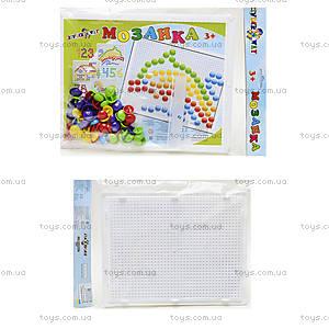 Мозаика с круглыми фишками, 30-015