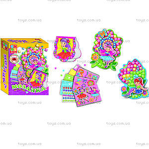 Мозаика со стразами «Феи», VT4303-01, фото