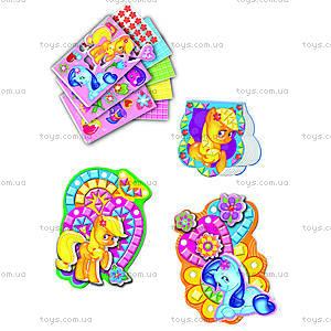 Мозаика со стразами «Пони», VT4303-03, купить
