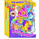 Мозаика со стразами «Пони», VT4303-03