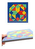Мозаика «Танграм», 4 цвета, 172400, купить