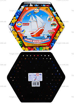 Детская мозаика «Юный Путешественник», 461в.2