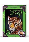 Мозаика из Пайеток MAXI «Леопард», Пм-02-02, фото