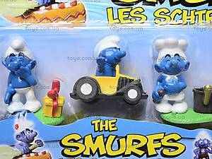 Мультгерои «The Smurfs», 3015, купить