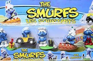 Мультгерои «The Smurfs», 3015, отзывы