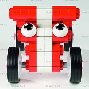 Машина-конструктор MultiCar L, красная, 1180, купить