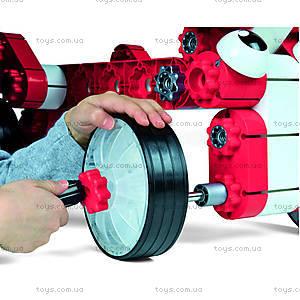 Машина-конструктор MultiCar L, красная, 1180, отзывы