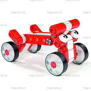 Машина-конструктор MultiCar L, красная, 1180, цена