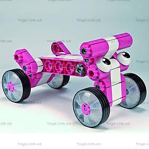 Конструктор MultiCar L, розовый, 1101, купить