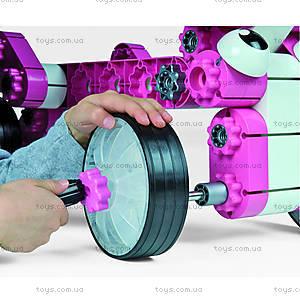 Конструктор MultiCar L, розовый, 1101, фото