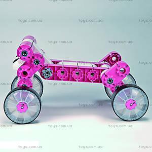 Конструктор MultiCar L, розовый, 1101, игрушки