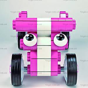 Конструктор MultiCar L, розовый, 1101, детские игрушки