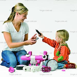 Конструктор MultiCar L, розовый, 1101, toys.com.ua