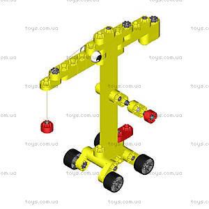 Конструктор MultiSet L «Кран», 1114, игрушки