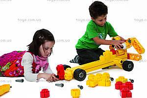 Конструктор MultiSet L «Кран», 1114, toys