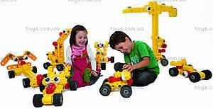 Конструктор MultiSet L «Кран», 1114, іграшки