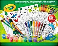 Мультинабор для творчества с красками и фломастерами, 04-0297, отзывы