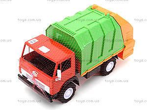 Детский грузовик «Мусоросборная машина», 273, фото
