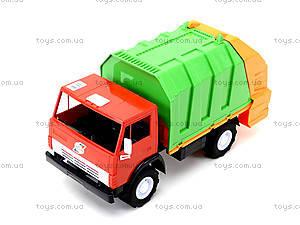 Детский грузовик «Мусоросборная машина», 273, цена